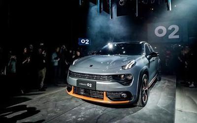 领克新轿跑SUV-比奔驰GLA大 百公里油耗仅1.7L