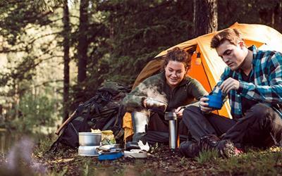 WILDO露营户外餐具组 有它再也不怕风餐露宿了