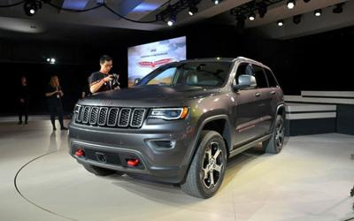 Jeep大切诺基Trailhawk将于3季度上市