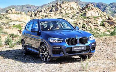 原汁原味的全能型选手 试BMW X3 xDrive30i
