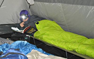 甩不掉的舒适感-Leef +20超轻睡袋