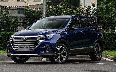 10万以内最德味儿的SUV 北汽新一代绅宝X55实拍