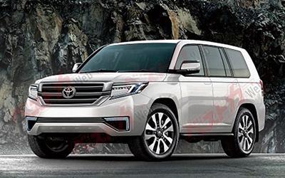 丰田全新兰德酷路泽或于2020年发布 搭载3.5T发动机