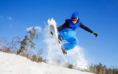 滑雪时如何在山坡上调头