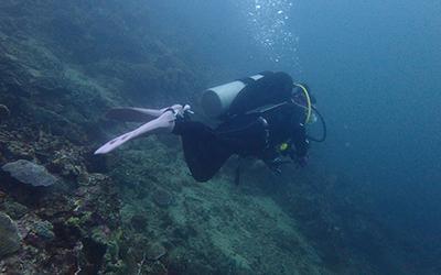 潜水突遇五种水下危机的处理方法