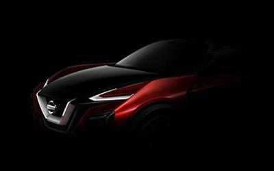 全新日产JUKE概念车官图曝光 预计明年投产 坚持特色风格
