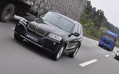 全系的中坚力量 实拍BMW X3 xDrive28i豪华套装