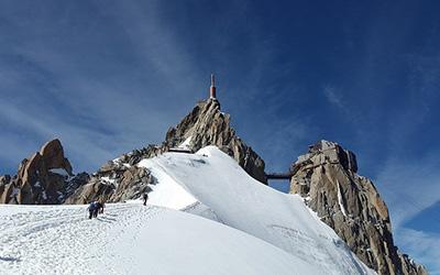 你是否具备攀登某座山峰的能力?