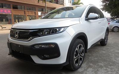 本田XR-V让利促销中 现优惠高达1万