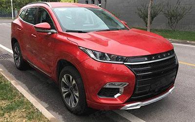 奇瑞先道品牌首款车型将于11月1日首发