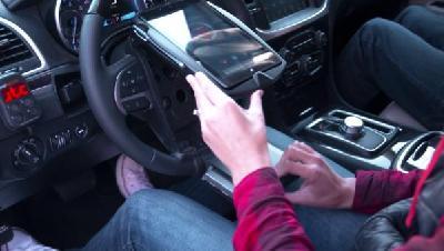 """耐世特打造""""Quiet Wheel""""方向盘 线控转向技术定位3-5级自动驾驶"""