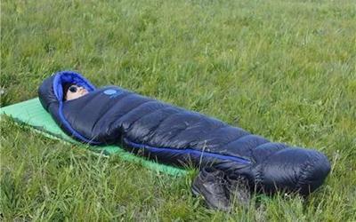睡袋的面料、辅料与填充物
