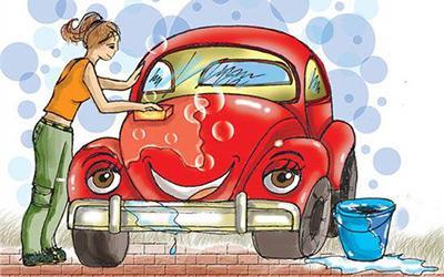若汽车车漆受损怎么办 教您几种治疗方案
