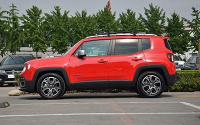 Jeep自由俠2.0L性能測試 自吸更有魅力