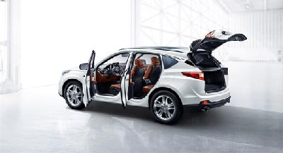 讴歌全新RDX登陆帝都 广汽Acura邀异行者到店试驾