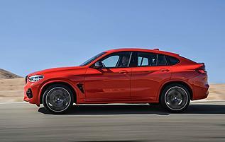 创新BMW X3M和创新BMW X4M震撼出击