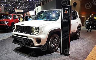 2019日內瓦車展探館:Jeep自由俠S版曝光 運動屬性提升