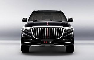 联合越野眺大型SUV红旗HS7