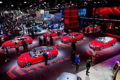 全新奧迪Q3重磅上市 一汽-大眾奧迪攜多款明星車型亮相2019上海車展