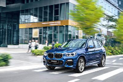 国产BMW X3 获得C-NCAP碰撞测试五星评价