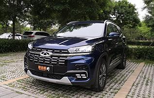 联合越野原创测评:自主品牌SUV车型的标杆产品 奇瑞瑞虎8