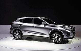 """塑光设计之美 """"新运动SUV""""长安欧尚X5 成都国际车展发布"""