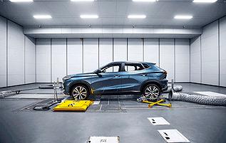 虐车只为验证优秀产品 长安欧尚X5 0.01的精进之超级封测实验