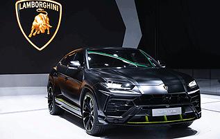 2021款兰博基尼Urus 全新哑光漆特别版北京车展全球首发