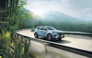 领潮惊喜价仅9.88-13.48万元!智联网汽车创领者 全新荣威RX5 PLUS正式上市