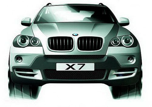 宝马X7(进口)