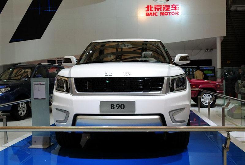 北汽B90