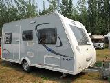 法国CARAVELAIR 拖挂式A型Antares Luxe 灵巧 372