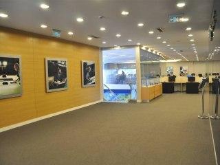 北京中汽南方捷豹路虎4S中心來廣營店