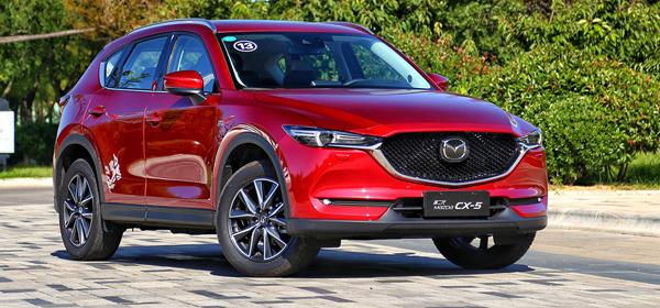 SUV也能很运动 体验试驾第二代马自达CX-5
