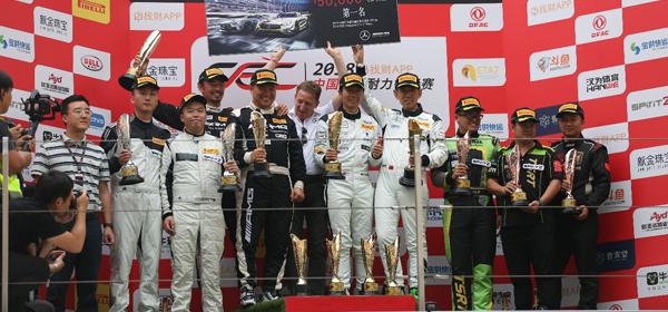 东风轻型车全能保障 TKR动能车队勇夺CEC耐力锦标赛冠军