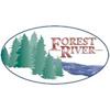森林河房车