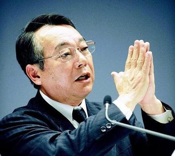 丰田执行副总裁佐佐木真一
