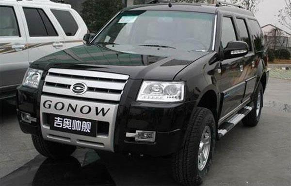 自主品牌之间的PK 10款柴油版SUV导购