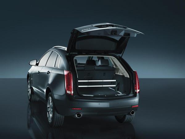 凯迪拉克suv 车型2011 新款 srx傲然上市 su高清图片