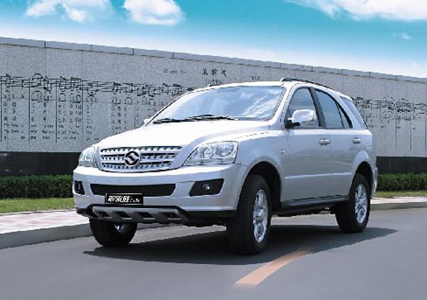 自主品牌价格亲民5款10万以内SUV推荐