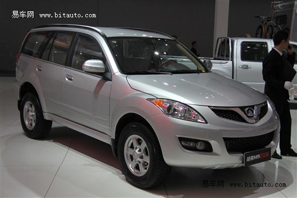 2010广州车展4款自主品牌SUV车型导购