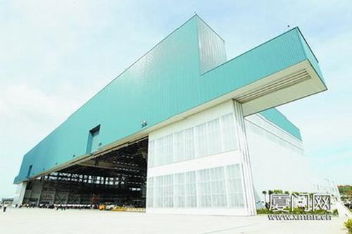 18日,厦门太古飞机工程有限公司(taikoo (xiamen) aircraft