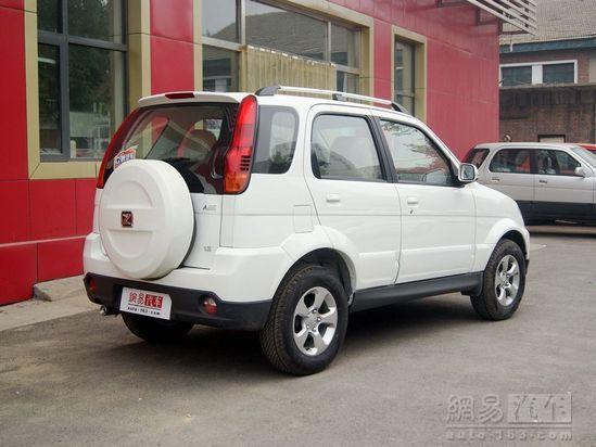 最低5.38万各级别各品牌最便宜SUV推荐