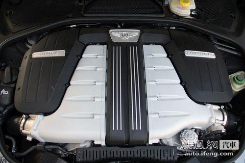 宾利suv细节 配12缸发动机/2015年面世