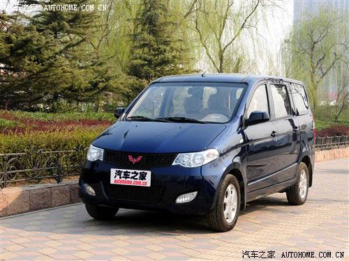 五菱宏光现车充足 售价5.68-6.98万元