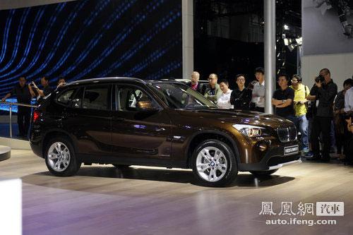广州车展重点SUV车型汇总 国产X1领衔