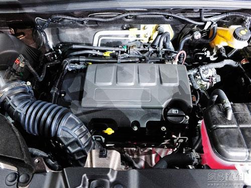 小SUV之战 福特Ecosport VS别克Encore高清图片