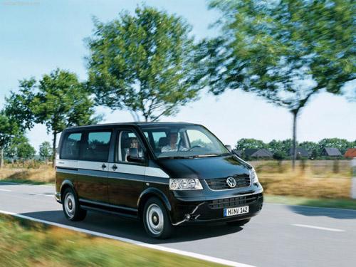 Multivan 真正面向商务市场的高端MPV