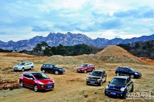 得SUV者得天下 7款特色鲜明都市SUV点评