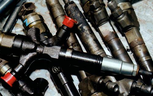 高压共轨式柴油发动机详解